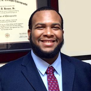 Chiropractor Pine Bluff AR Glen Brown Jr.